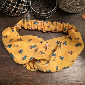 Accessories - Floral print headband